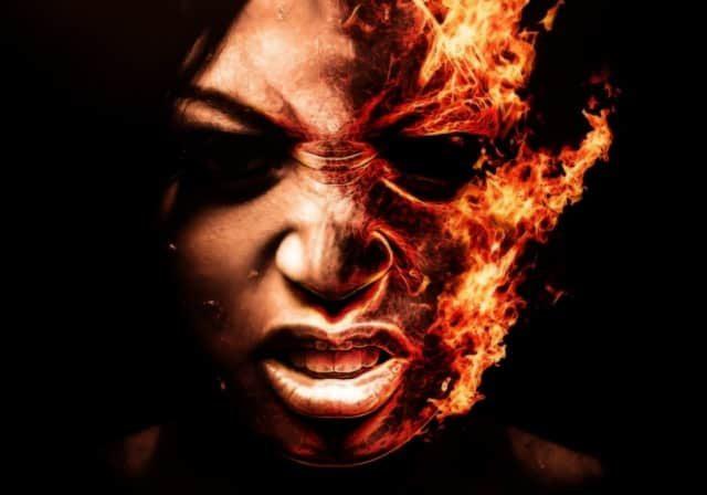 burning-face